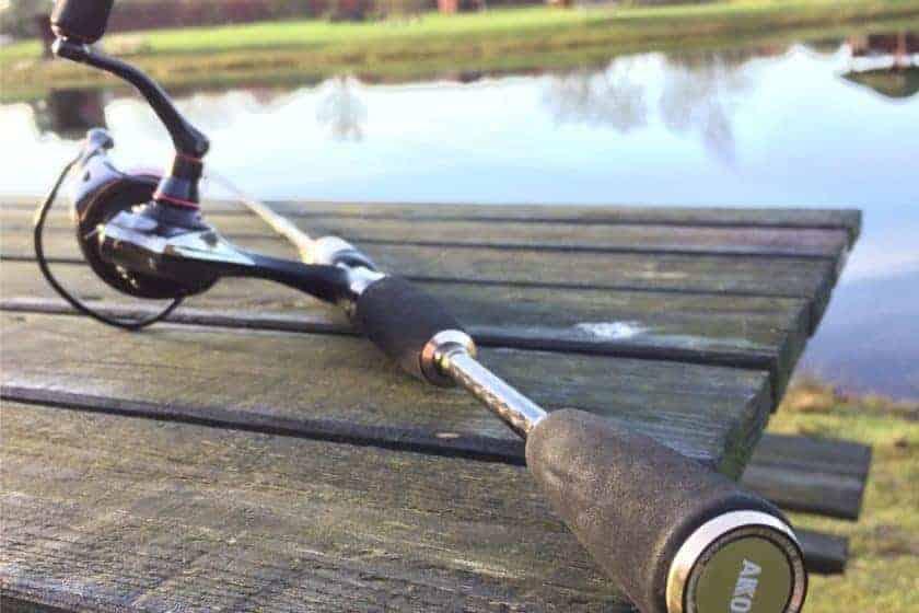 En god UL fiskestang