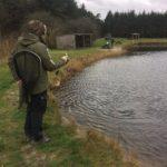 Ul fiskestang