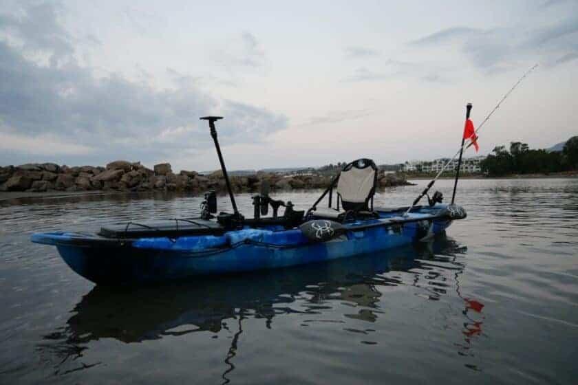 Få mere ud af dit fiskeri med en fiskekajak