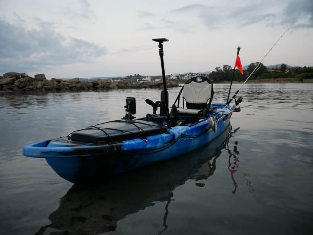 fiskekajak tilbud