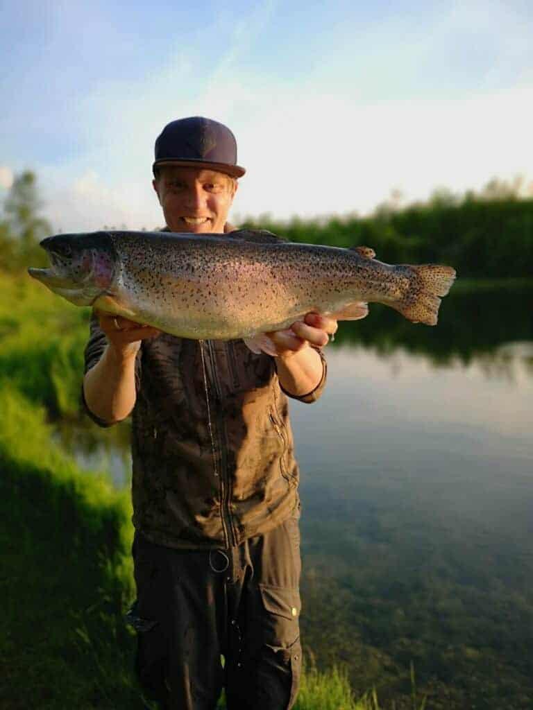Fiskeguide til put and take fiskeri