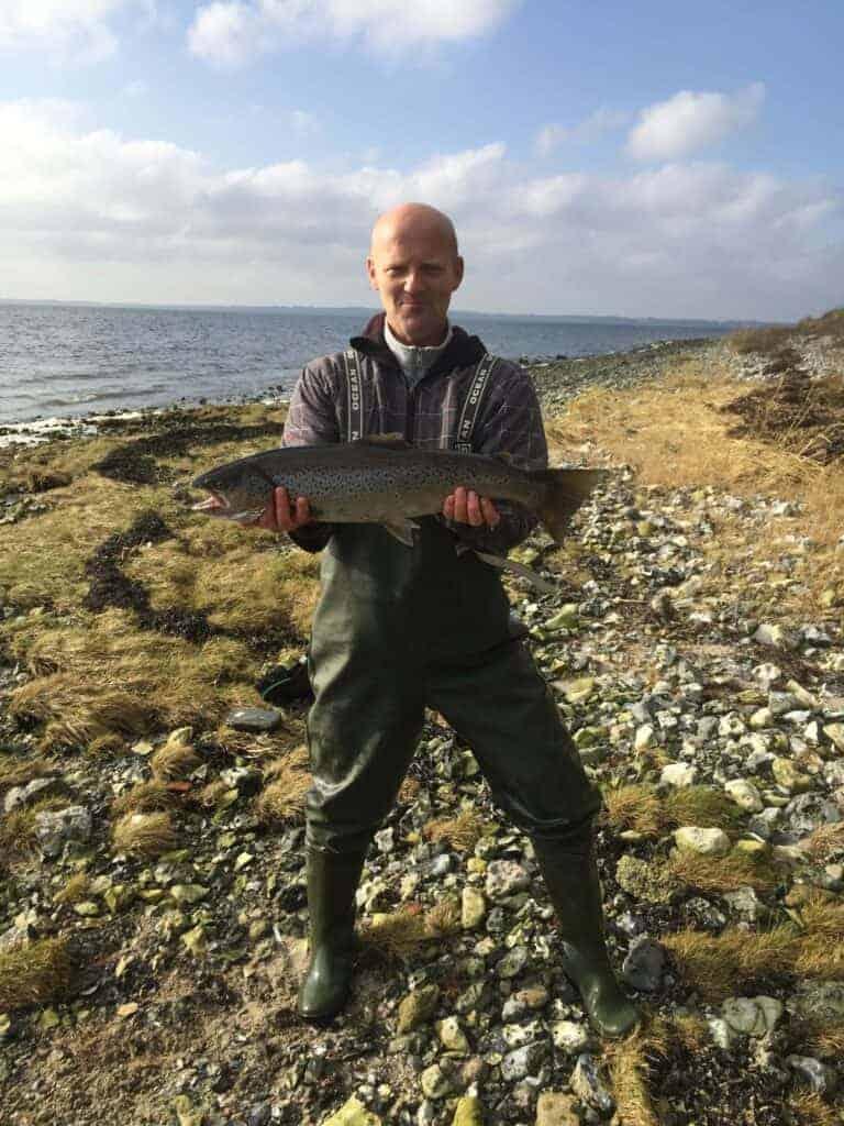 De bedste fiskepladser på Mors og omkring Thy