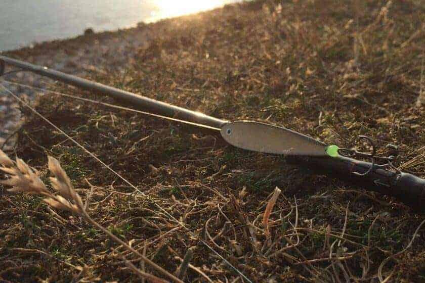 21 bedste fiskepladser på Samsø
