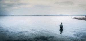 Bedste fiskepladser efter havørred på samsø