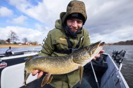 Fiskeri efter gedde – Se de bedste fiskepladser