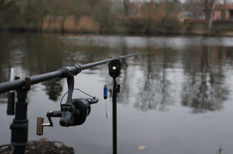 bidmelder geddefiskeri rodpod bankstick