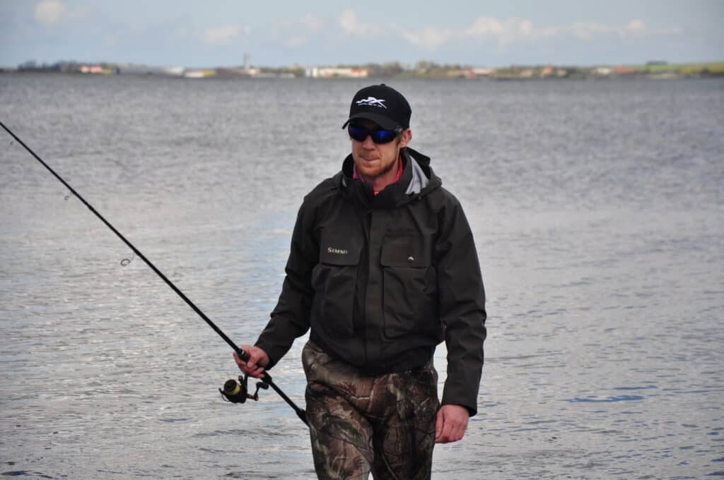 bedste fiskejakke god fiskejakke på tilbud