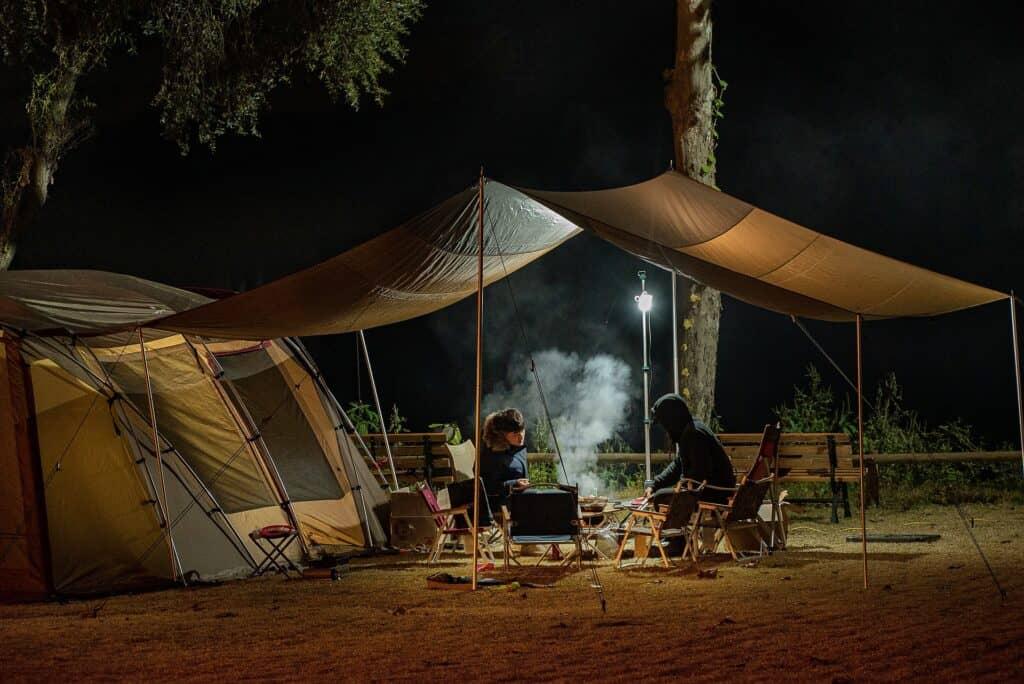 fisketur telttur bivvy bedste
