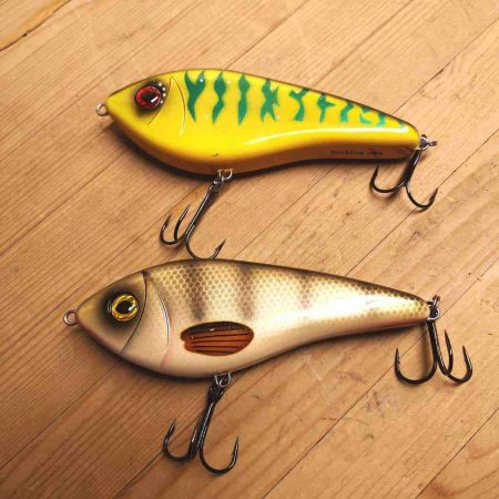 Jerkbait til geddefiskeri